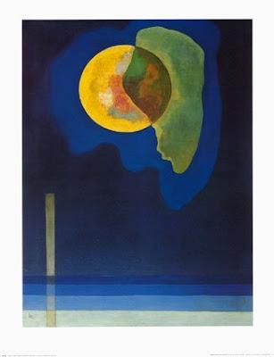 Wassily Kandinsky - Cercle Jaune