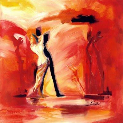 Alfred Gockel - Romance in Red II