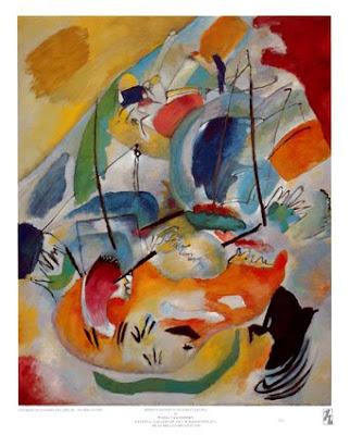 Wassily Kandinsky - Improvisation (1913)