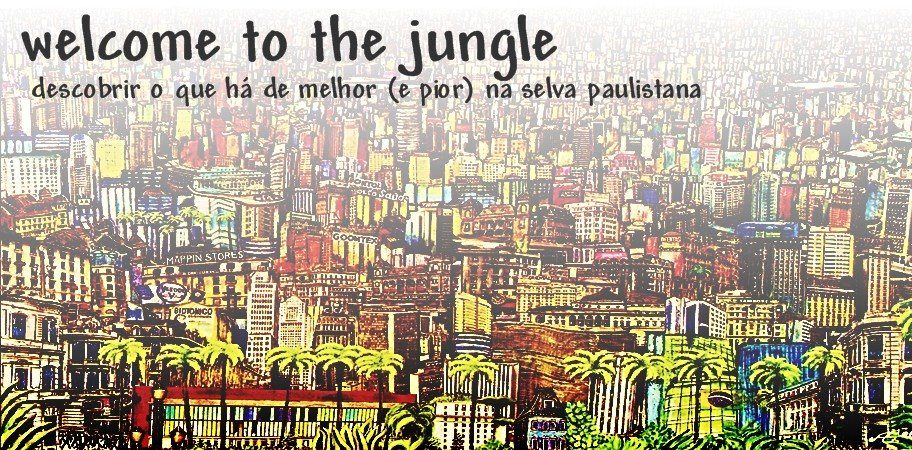 . welcome to the jungle .