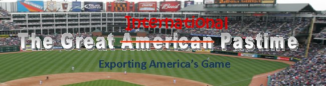 The International Pastime: Exporting America's Game