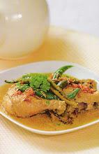 Curry Kapitan卡比丹咖喱鸡