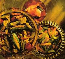 Acar Salad