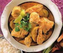 Asam Chicken