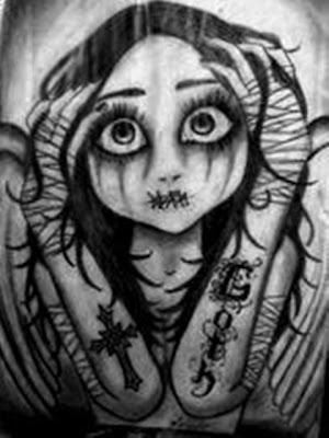 Desenhos Da Vampira Marco 2008