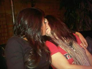 Nadia bjorlin lesbian scene