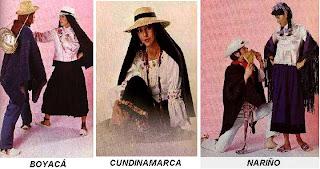 c14699496e tegnolocia e informatica  TRAJES TIPICOS Y SU FLORCLOR DE COLOMBIA