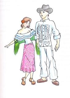 Para el baile del joropo las mujeres se adornan con flores y se perfuman con aromas naturales (jazmín, albahaca, entre otras) o de frasco, desde alucema o