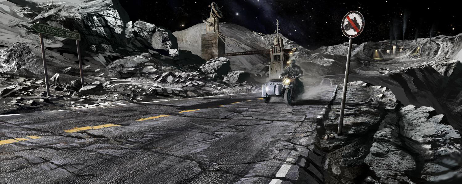 nazi moon base iron sky - photo #8