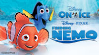 disney on ice finding nemo advertisement