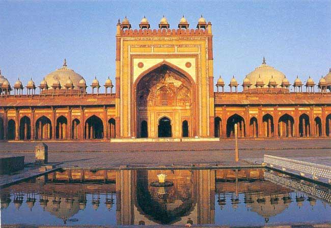 Mughal Empire Fatehpur Sikri