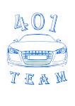 Logo 401 Team