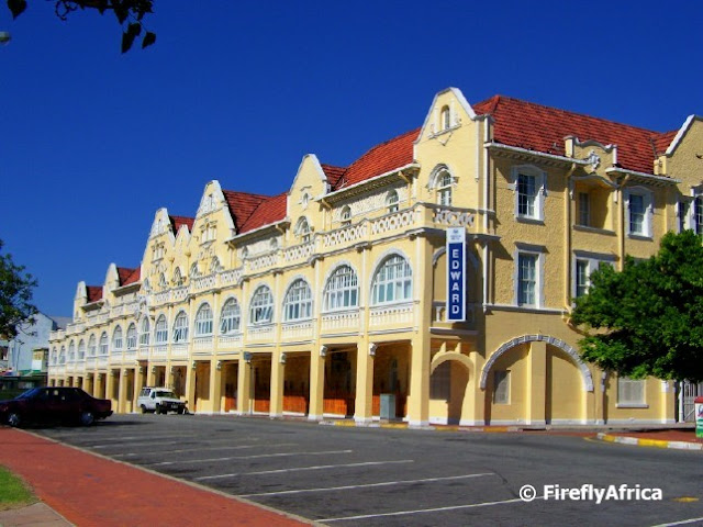 Port elizabeth daily photo king edward hotel - Accomadation in port elizabeth ...