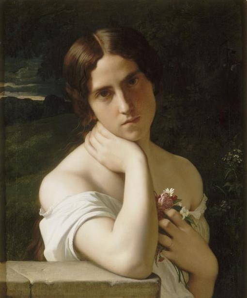 [Flandrin,peinture+rêverie+etude+de+femme.jpg]