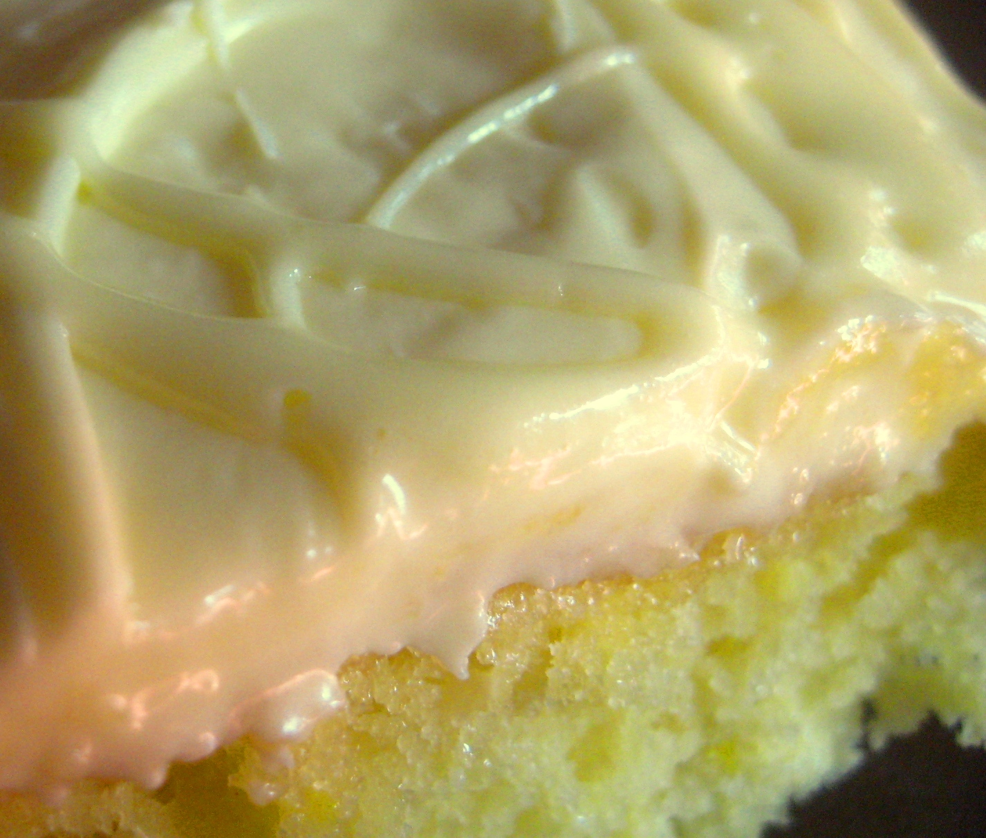 To Die For Lemon Cake