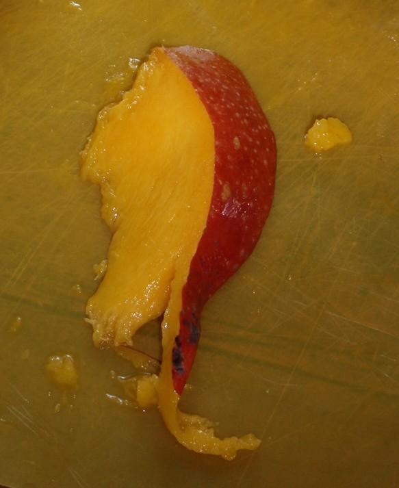 * creative lenna *: mango and ivory