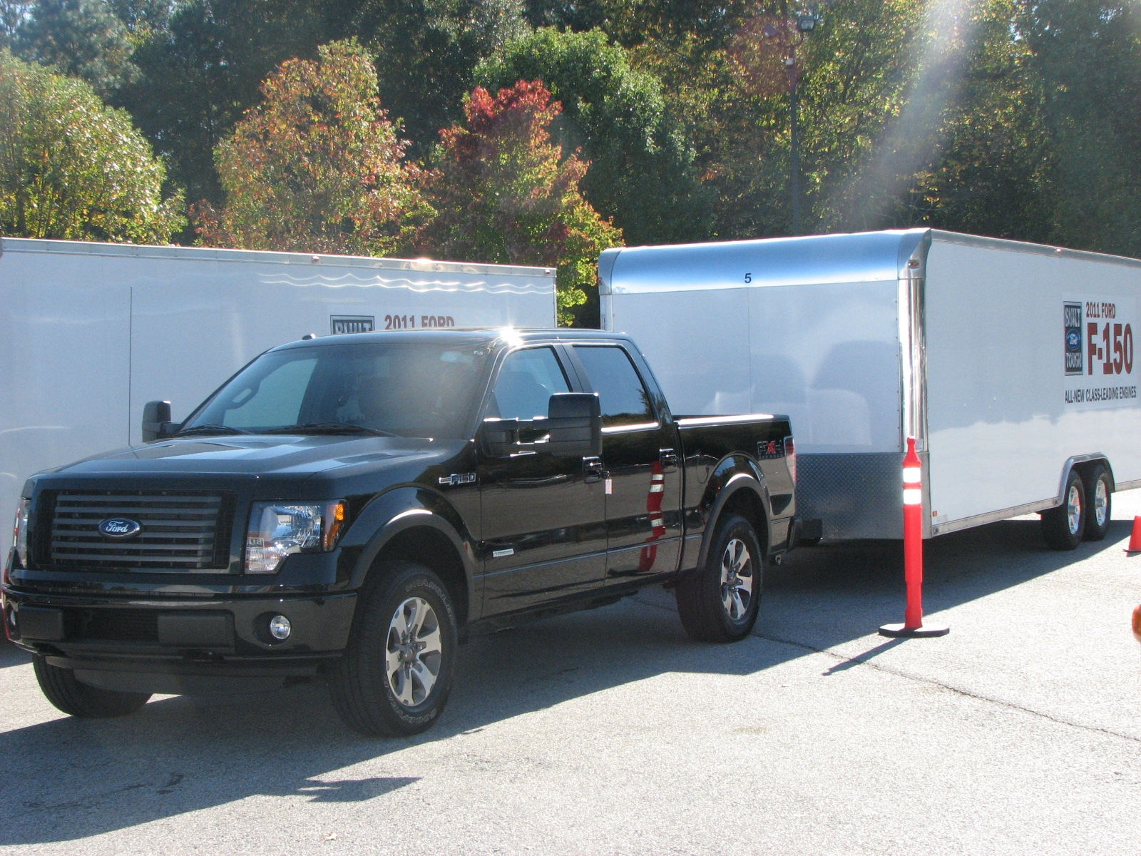 Ford Pushes New 6 Cylinder Truck Engines Along With Consumer Test Drives
