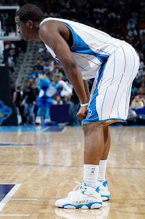 8ac8613cb0d68e Sneaker IT sports ...  chris paul wearing white carolina blue Six ...