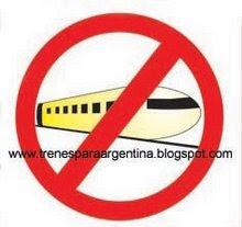 NO al Tren Bala