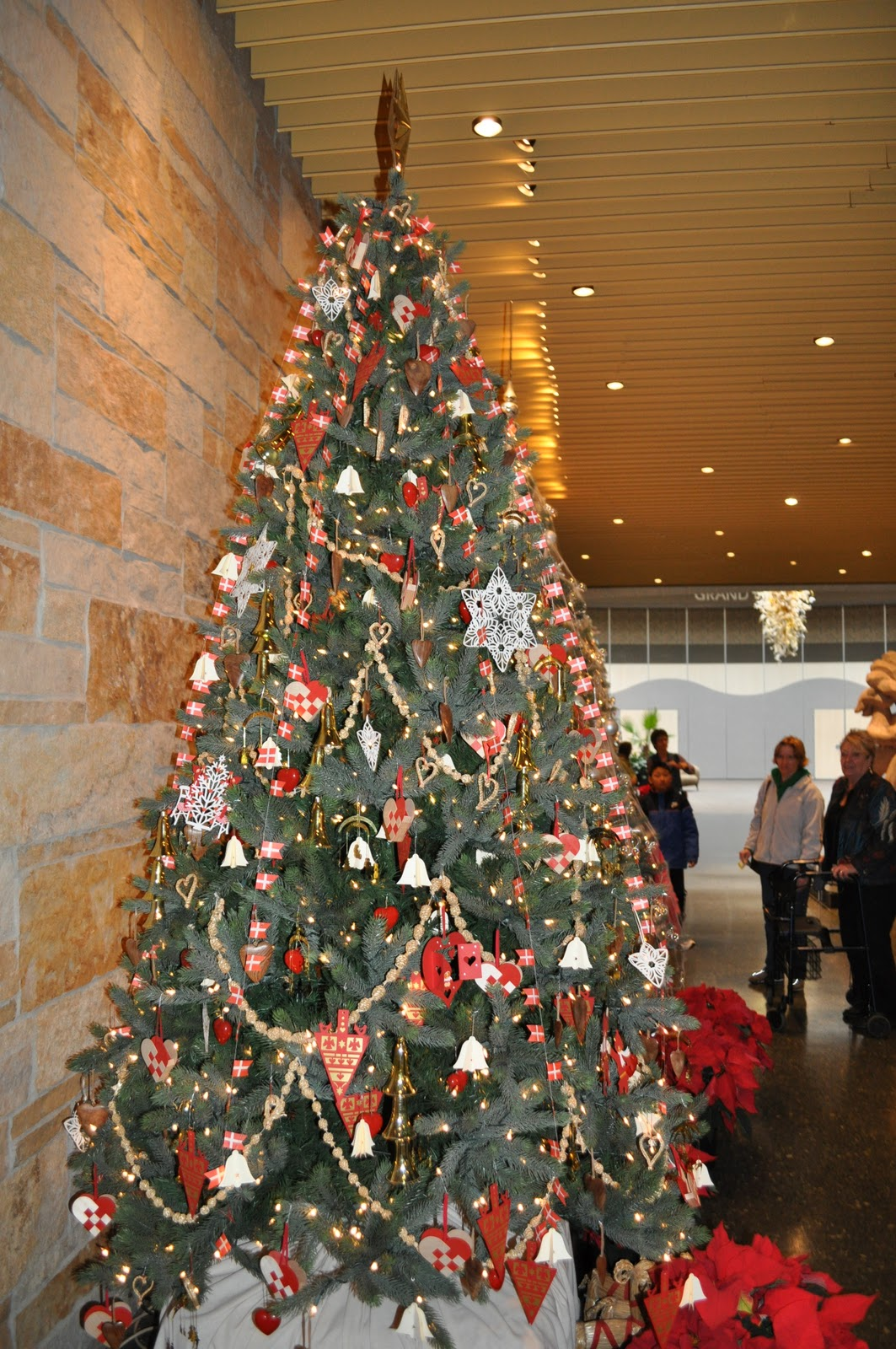 Michigan Cottage Cook: CHRISTMAS TREES FROM DENMARK AND ...
