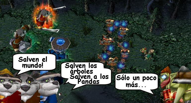 Humor     Warcraft DOTA     M  S Im  Genes Graciosas