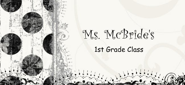 Ms. McBride's Class