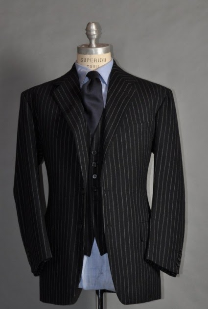 Dandy Fashioner Suit Three Kinds Drape Continental Amp Sack
