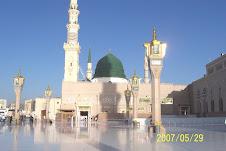 Masjid Nabi...Madinah