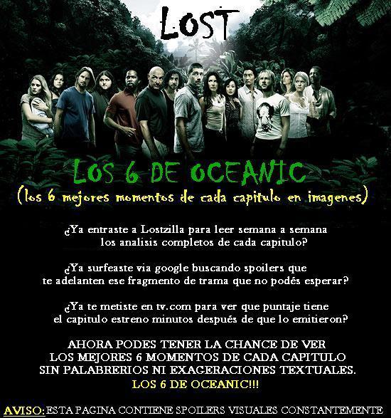 Los 6 de Oceanic