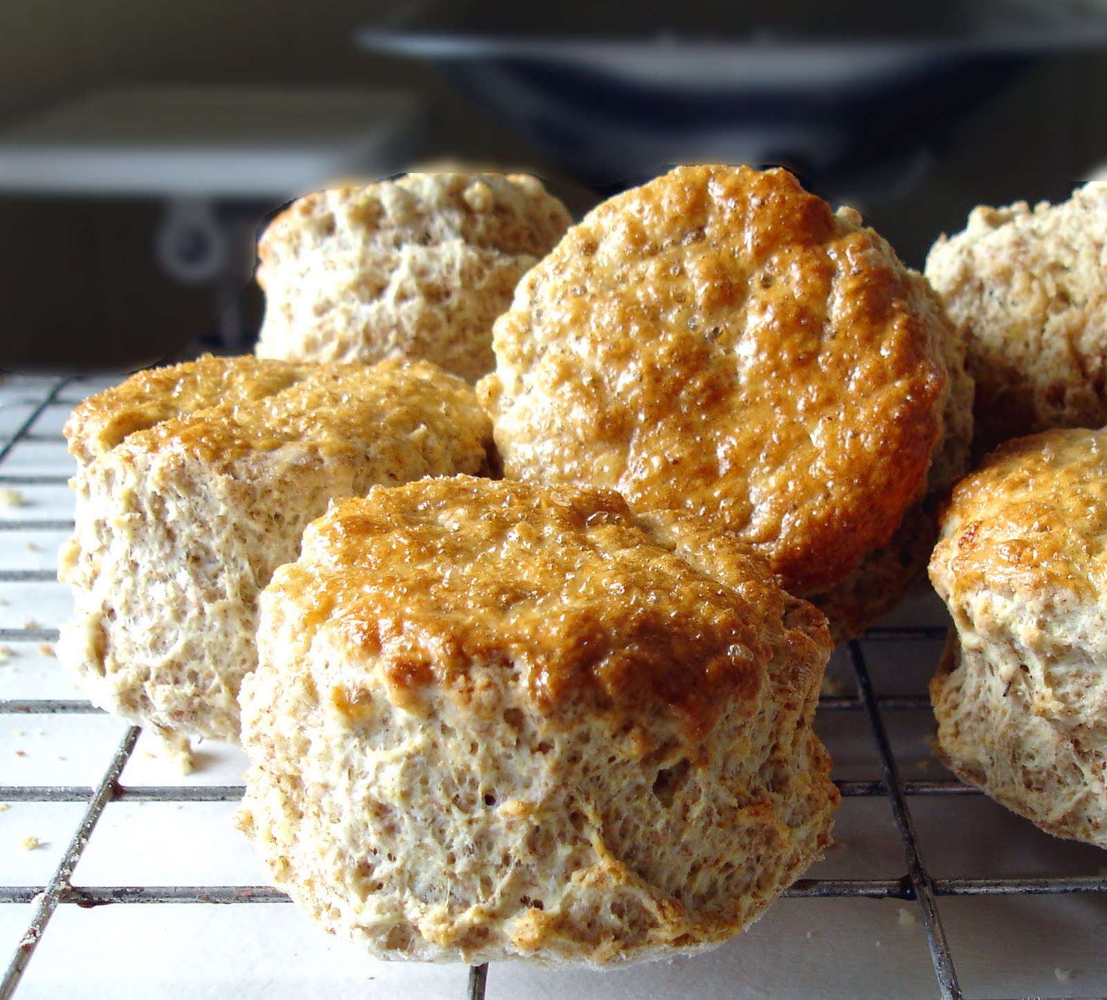 Tea And Wheaten Bread: Scones