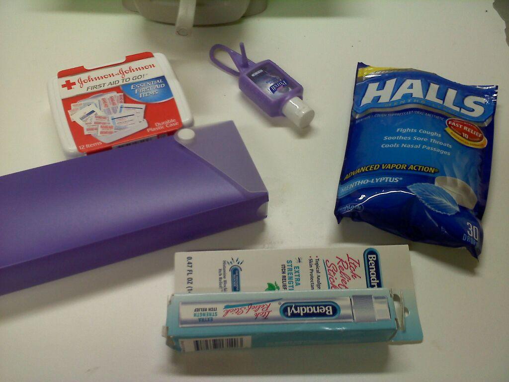 Halloween Survival Kit's for Teacher Gifts!!