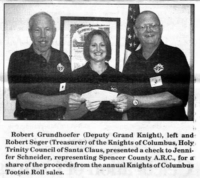 Spencer County ARC