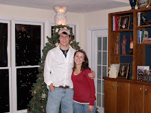 ASHLEY AND JUSTIN AT CHRISTMAS