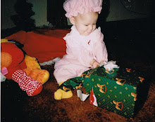 Ashley's first Christmas