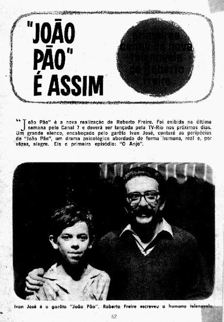 Ivan José e Roberto Freire