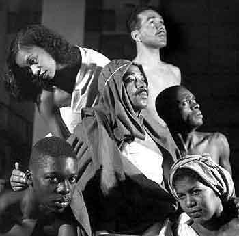 teatro experimental do negro