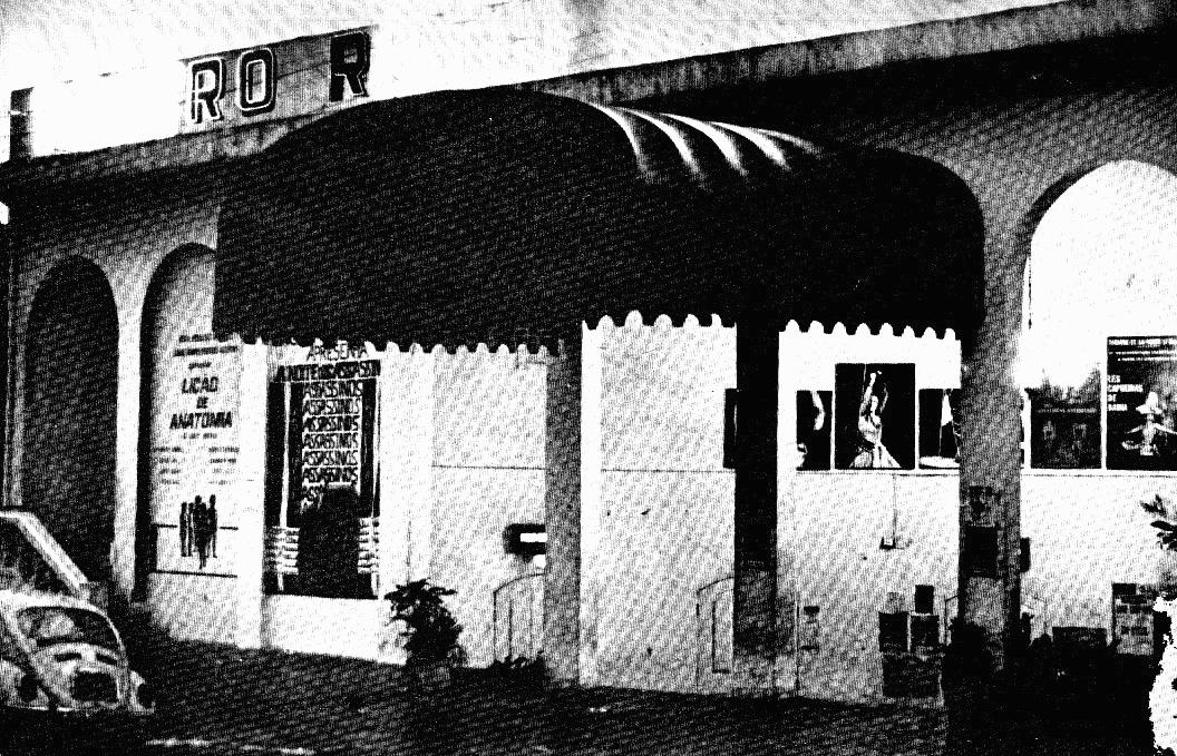 o antigo teatro ruth escobar !!!