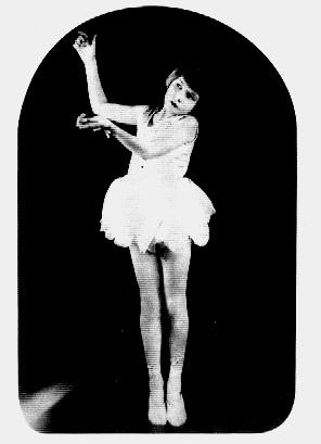 cacilda-bailarina! 8 anos! 1930 - pirassunuinga - são paulo - sp