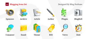 Iconos para blogs