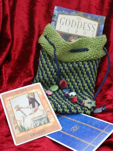 Tarot Bags Tarot Cards Cloths More: Iriewoman Photography & Art: Tarot Bag Pattern