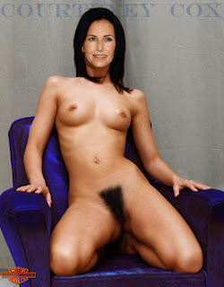 Courteney cox nude fakes