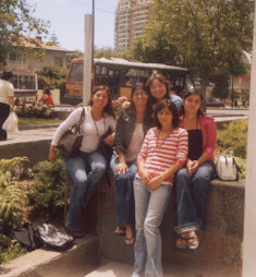 Grupo de estudio UPLA San Felipe, Basica Rural 2004.