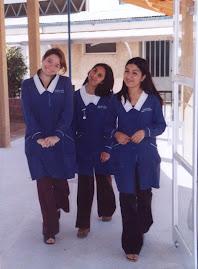 Educacion inicial LPSA 2007, un buen equipo de trabajo... Asistentes de parvulos