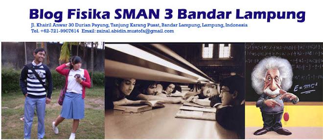 Blog Fisika SMAN 3 Bandar Lampung