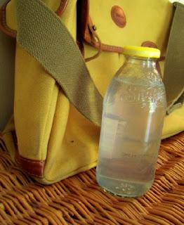 Like Merchant Ships: Reusing water bottles