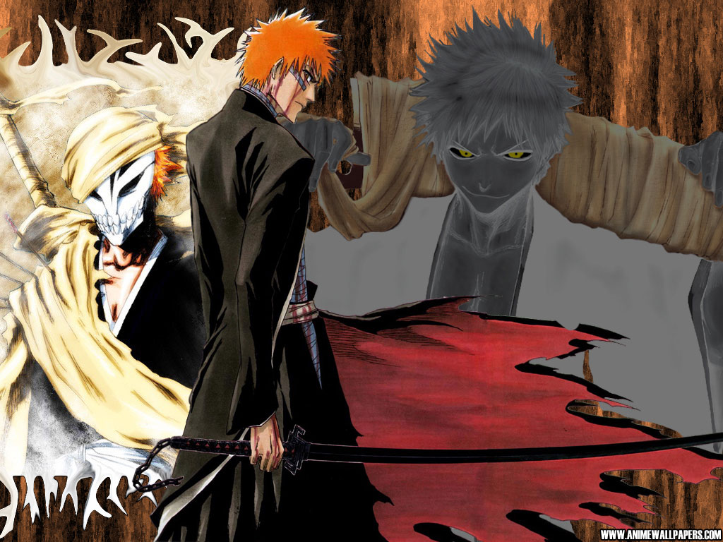 Bleach Ichigo Bankai Hollow Pictures