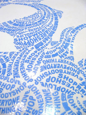 Tsang Kin-Wah Typographic Illustration flynxs