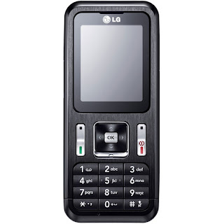 LG GB210, a cheap cell phone