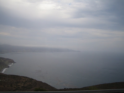 [Picture of the Bay on route to Ensenada]