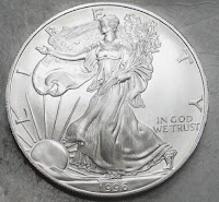 [Picture of 1 Oz Silver Eagle]
